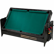 Fat Cat Original Pockey 3-In-1 Game Table-Pool/Billiard,Air Hockey,Table Tennis
