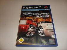 PLAYSTATION 2 Midnight Club 3: dub Edition