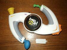 Bop It! XT Extreme Handheld Electronic Talking Game Hasbro 2010 White Working!!