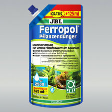 JBL Ferropol flüssiger Volldünger 625 ml für 2500 l Pflanzendünger Pflanzenwuchs