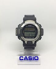 Rare vintage Casio Pro Trek retro digital watch PRT-60 Japan made triple sensor