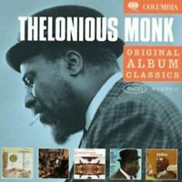 Thelonious Monk - Straight, No Chaser / Underground / Criss-Cross / [CD]