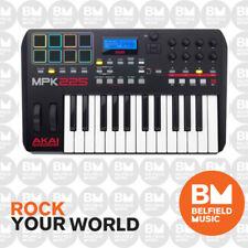 Akai MPK225 Premium Keyboard Controller MPK-225 25-Key MK2 MPK25 - BNIB - BM
