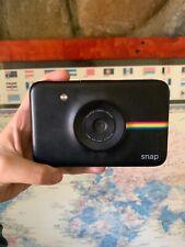 Polaroid Snap Instant Digital Camera 10MP with Zink Zero Ink Technology - Black