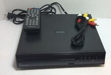 IMPECCA Compact Home DVD Player with USB Playback Includes Remote
