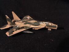 Zylmex DYNA-FLITES F-15 EAGLE USAF FIGHTER BOMBER PLANE JET Die-Cast A145