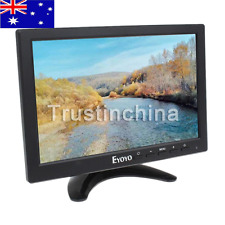 EYOYO 10 Inch IPS Screen Monitor HDMI Input VGA BNC w/ Landscape For CCTV PC AU