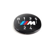 """Negro BMW M Sport SUNSTRIP 52/"""" amplia 8/"""" Alto Rendimiento De Carreras Pegatina Calcomanía"""