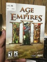 Age of Empires III 3 Complete Collection PC