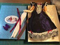 """Madame Alexander Little Women Journals 16"""" Doll  Meg's Holiday Dress 18790 W/box"""