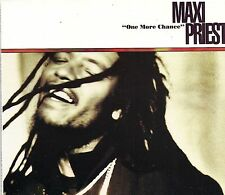 MAXI PRIEST ONE MORE CHANCE 4 TRACK PICTURE CD SINGLE 1993