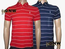 Ralph Lauren Men's Short Sleeve Rugby Casual Shirts & Tops