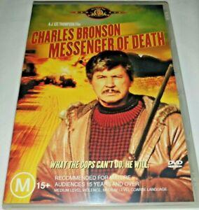 Charles Bronson Messenger Of Death DVD