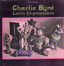 CHARLIE BYRD - LATIN IMPRESSION (60's LATIN JAZZ VINYL LP HOLLAND)