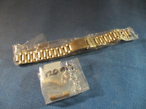 Watchmaker Estate Vintage Hamilton Stainless Steel Bracelet 20mm New Old Stock!