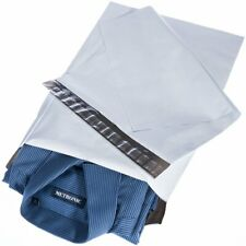 Metronic 10x13 Inch White Poly Mailers Shipping Envelopes 2 Mil Pack of 100