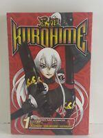 Kurohime Vol. 1 Viz Manga Graphic Novel Book in English NEW