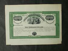 6% $10 000- UNITED STATES GOVERNMENT SPECIMEN (BOND DETECTOR) GEM QUALITY COND.