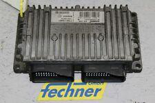 Motor Steuergerät Renault Clio I 1.2 43kW 7700115401 7700103418 Control Unit ECU