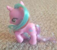"""AUTHENTIC My Little Pony MLP Sweetie Swirl Brushable HTF 3"""""""
