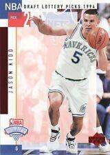 Rookie Jason Kidd Single Modern (1970-Now) Basketball Cards