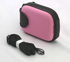 Pink Case for Sony Cybershot DSC-S2100 DSC-TX5 DSC-TX7 DSC-W370 Digital Camera