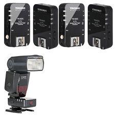 2 KIT Yongnuo YN-622C HSS + TTL Wireless Flash Trigger 1/8000 for Canon Camera