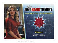 BIG BANG THEORY SEASON 5 CRYPTOZOIC WARDROBE COSTUME M12 PENNY B