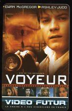 VIDEO FUTUR carte collector   VOYEUR    (111)