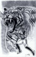 A.J. Green Cincinnati Bengals sketch poster picture ART
