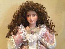 "cathy collection porcelain doll ""Mavis"""
