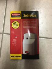 New Rubbermaid Commercial 5137 Sebreeze Aerosol Odor Control System 4 3/4w x 3