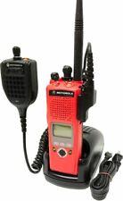 Motorola Astro Xts 5000 Ii Vhf P25 Digital Two Way Radio Aes Des Adp Gps Mic