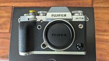 Fujifilm X-T3 26.1MP Digital Camera with 7x batteries Silver (Body Only)