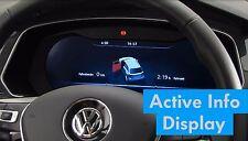 VW Tiguan II 2016 Tacho Kombiinstrument Active info display cluste MFD NEW