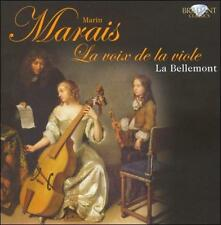 Marais: La Voix De La Viole, New Music