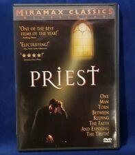 Priest (DVD, 1999, LGBTQ) Tom Wilkinson, Linus Roache
