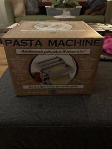 NORPRO Pasta Machine Model #1048534 -Lasagna Fettuccine & Tagliolini -NEW IN BOX