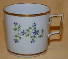COALPORT ARGEMONE SPRIGS PATTERN COFFEE CAN 1 C1805-10