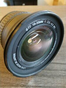 Cosina Canon AF 19-35mm f3.5-4.5 MC EF Mount