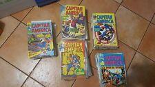 CAPITAN AMERICA SERIE ORIGINALE CORNO 1/128 COMPLETA