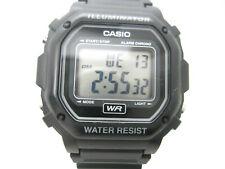 Casio ILLUMINATOR Water Resistant Digital Sport 42mm Watch (C349)
