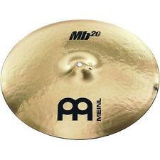 MEINL Mb20 22 Inch Brilliant Heavy Crash Cymbals
