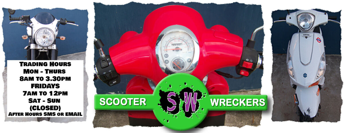 Scooter Wreckers