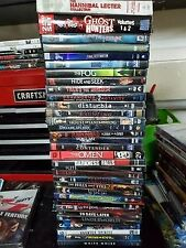 New ListingHalloween/Scary Dvd Movies $2.50 U Pick your Movie Free Shipping After 1st Dvd