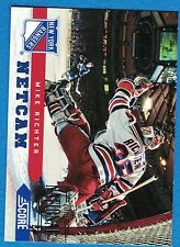 2013-14 Score Net Cams 2013 National Convention #19 Mike Richter #4/5 NY Rangers