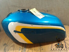 USED 1973 Suzuki GT 380  550 Gas/Fuel Tank OEM# 44101-33861-737