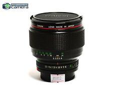 Canon FD 85mm F/1.2 L Lens *MINT*