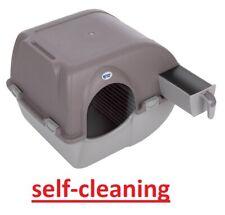 Self Cleaning Cat litter Tray Roll 'n Clean Litter Box, Toilet, Large Kitten cat