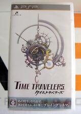 Time Travelers, Sony, PSP, titolo esclusivo mercato Japan, new factory sealed !!